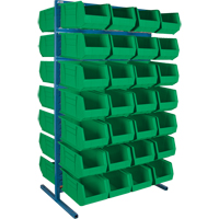 Stationary Bin Rack | KLETON