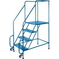 Tiltable Rolling Ladder | KLETON