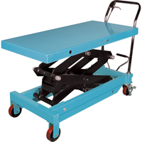 Shop Manual Hydraulic Lift Table products | KLETON