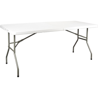 Polyethylene Fold-in-Half Tables ON601 | KLETON