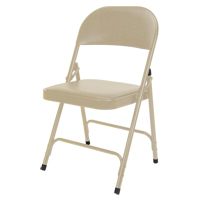 Vinyl Padded Folding Chair OP963 | KLETON
